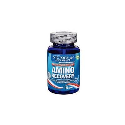 Comprar Glutamina + BCAA´S VICTORY ENDURANCE - AMINO RECOVERY 120 CAPS marca Victory Endurance. Precio 18,99€