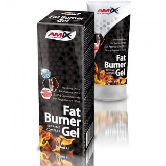 Comprar Reductores De Grasa En Crema AMIX - FAT BURNER GEL 200 ML marca Amix ® Nutrition. Precio 23,90€