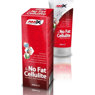 Comprar Reductores De Grasa En Crema AMIX - NO FAT & CELLULITE GEL 200 ML marca Amix ® Nutrition. Precio 23,90 €